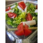 Rețeta zilei: Salată de sparanghel cu roșii