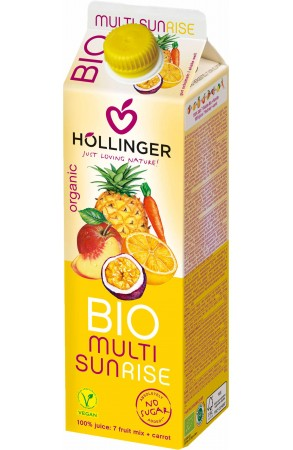 Suc ecologic Multi Sunrise 1000 ml